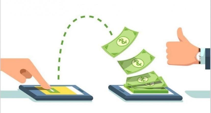 Los comercios se suman a cobran con el celular