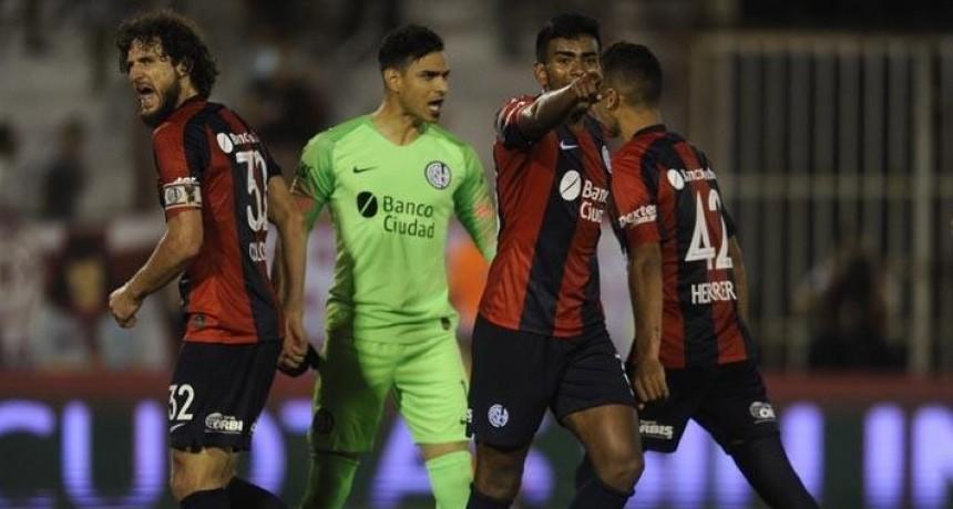 San Lorenzo venció a Huracán