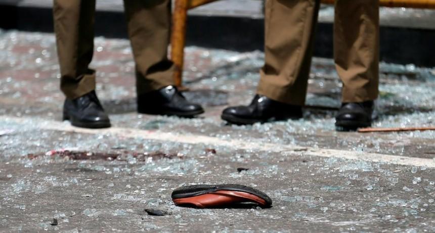 Más de 200 muertos en atentado en Sri Lanka