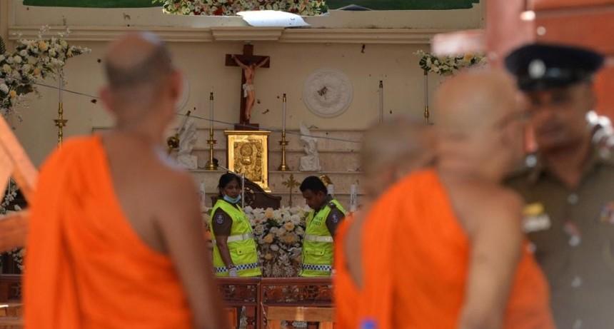 Identifica al grupo terrorista en Sri Lanka
