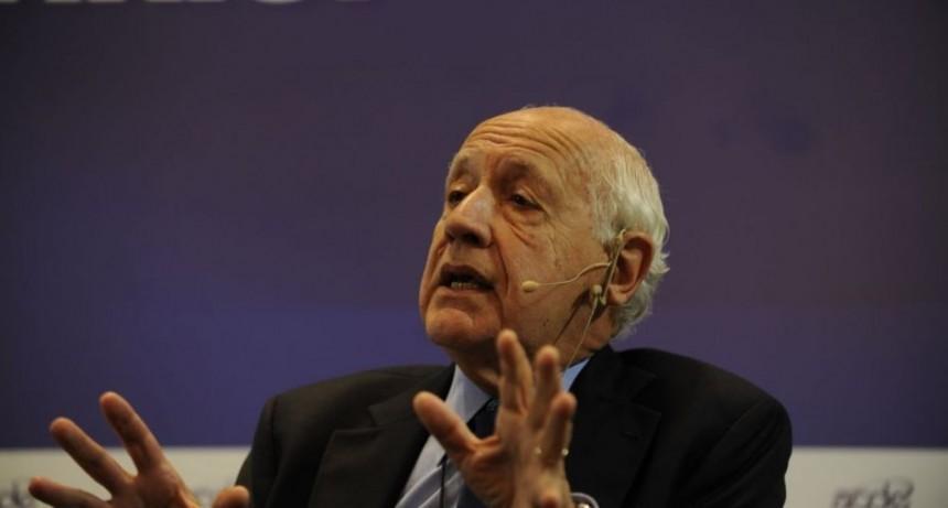 Lavagna rechazó la propuesta de Lousteau
