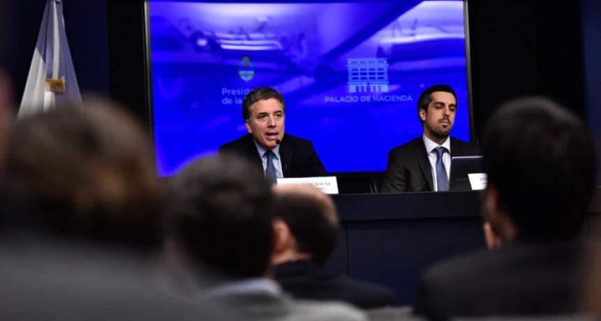 El Gobierno logro la meta fiscal y asegura otro desembolso del FMI en julio