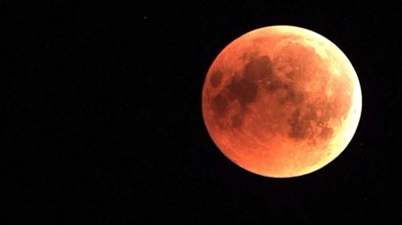 La Super luna rosa de abril se viene en cuarentena