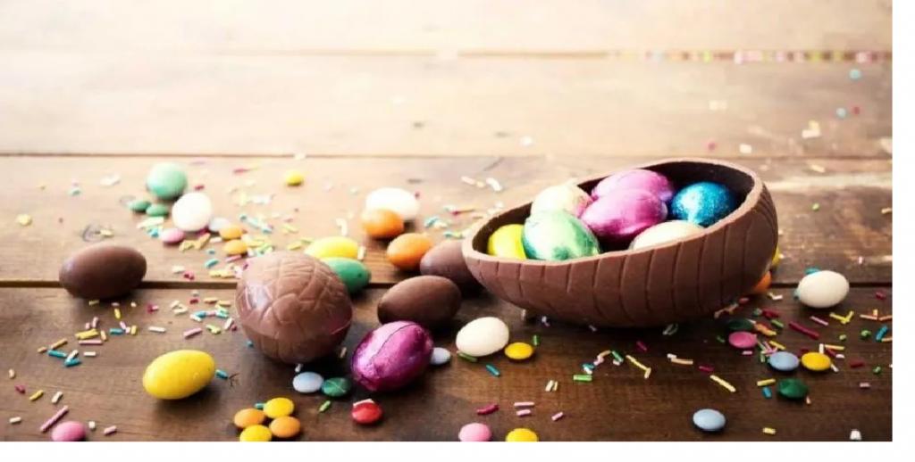 Huevos de Pascua un pasatiempo en cuarentena
