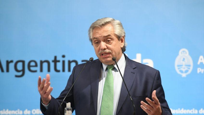 Alberto Fernandez:la cuarentena continuará hasta el 26 de abril