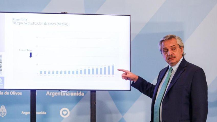 Alberto Fernandez: No se cuanto va durar esto