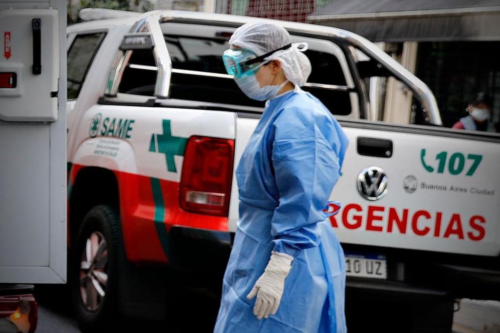 Argentina confirma  2.277 positivos y 98 muertos