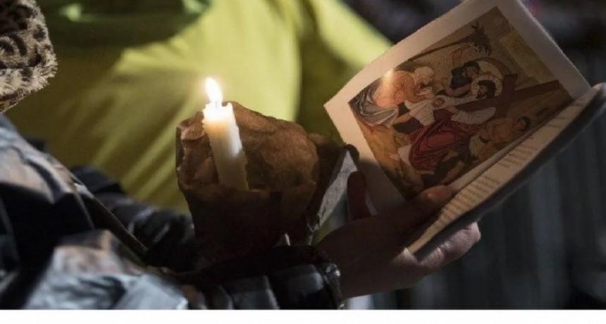 La cuarentena modifica las celebraciones del Viernes y Jueves Santos