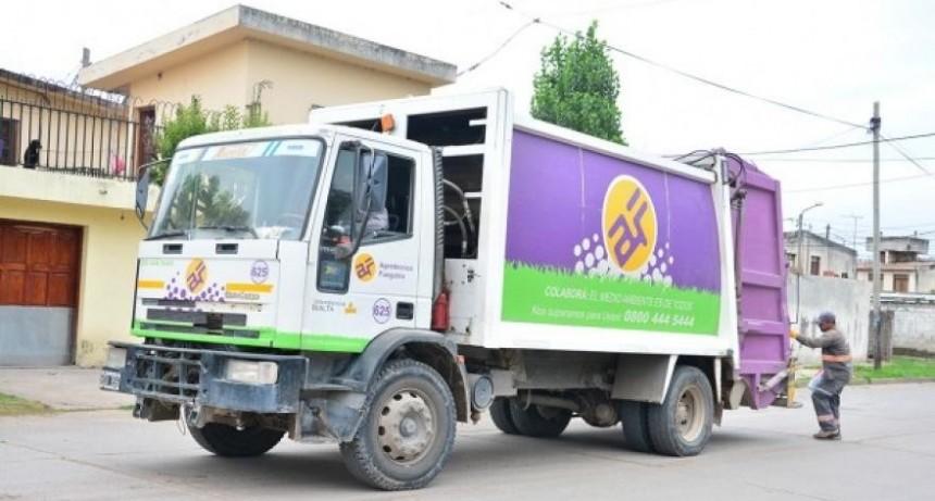 No habrá recolección de residuos en Semana Santa