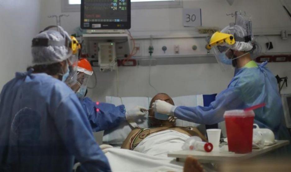 Argentina: reportaron 10.384 nuevos casos de COVID-19