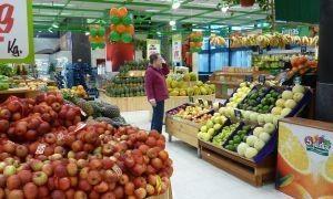 Las verduras y frutasaumentaron hasta diez veces más que la inflación