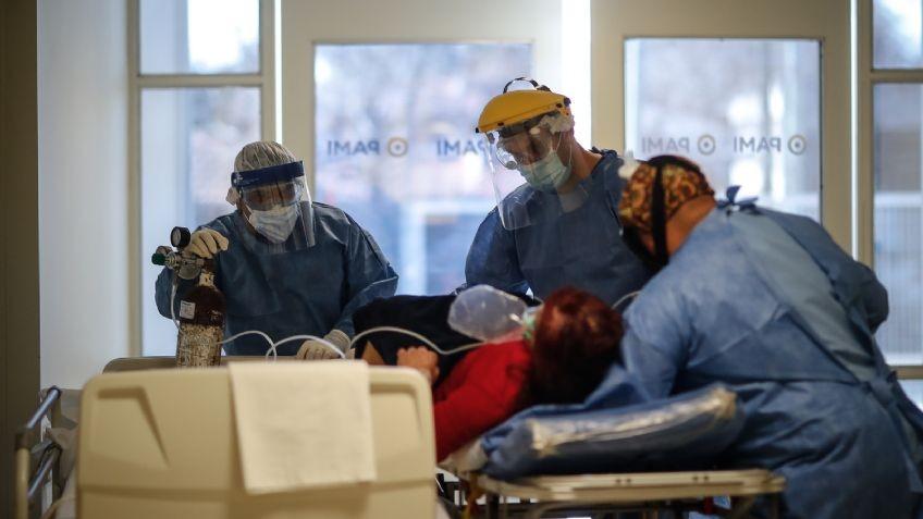 Argentina: Confirman 272 muertes, y 13.667 contagios