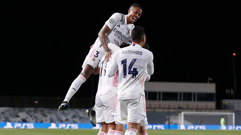 El Real Madrid derrotó al Liverpool en las semifinales de la Champions League