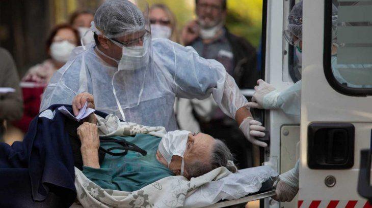 Argentina informa 22.039 infectados en las últimas 24 horas
