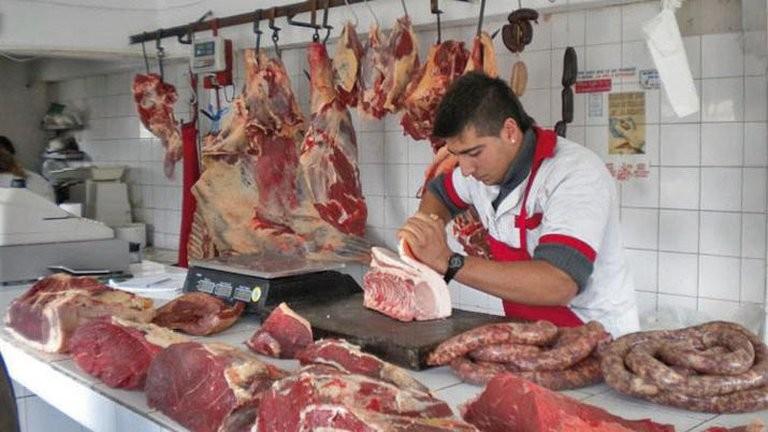 El consumo de carne bajó al nivel más bajo de los últimos 18 años