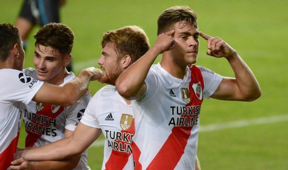 River Plate le ganó 2-1 a Atlético Tucumán