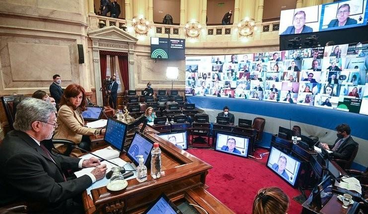El Senado debate los cambios en Ganancias EN VIVO