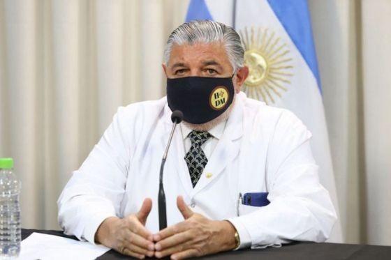 Juan José Esteban: En Salta no hay posibilidades en lo inmediato de comprar vacunas
