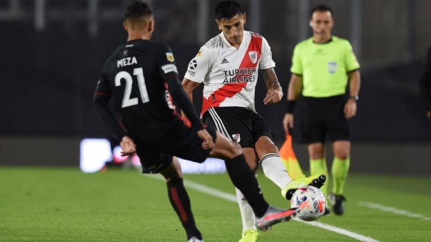River supero a Colón, por la Copa de la Liga Profesional