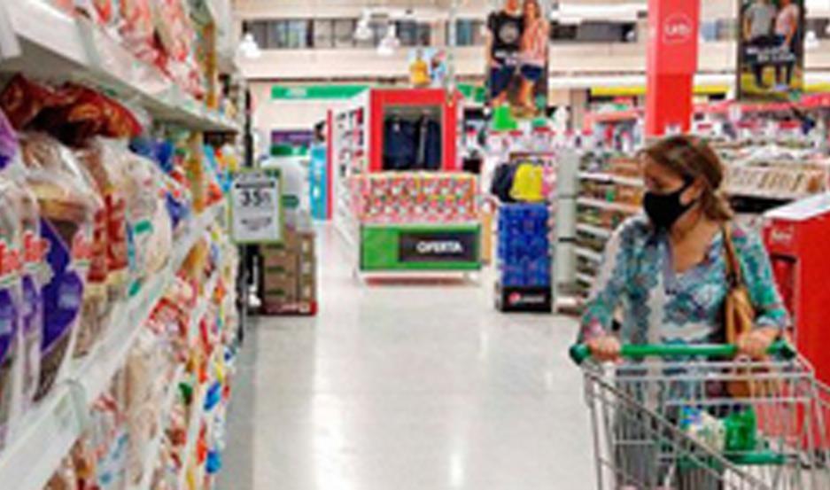 La inflación fue del 4,8 por ciento en marzo