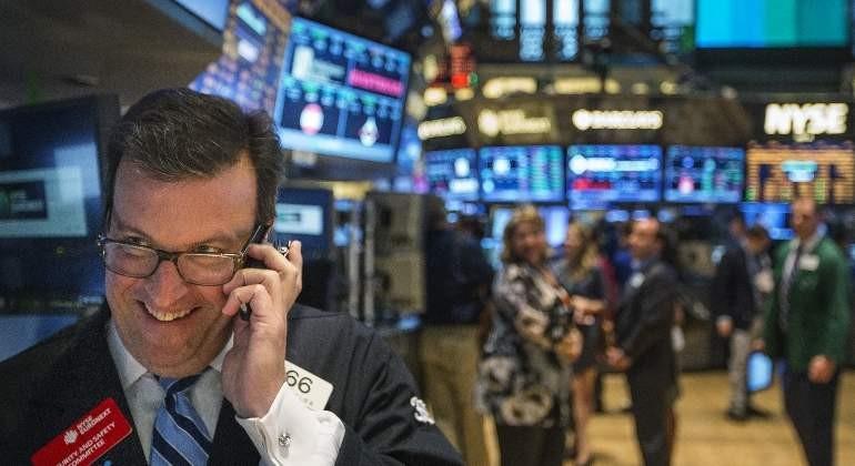Wall Street cerro en alza