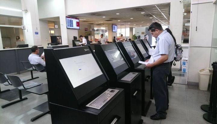 Rentas incorporará un botón de pago electrònico