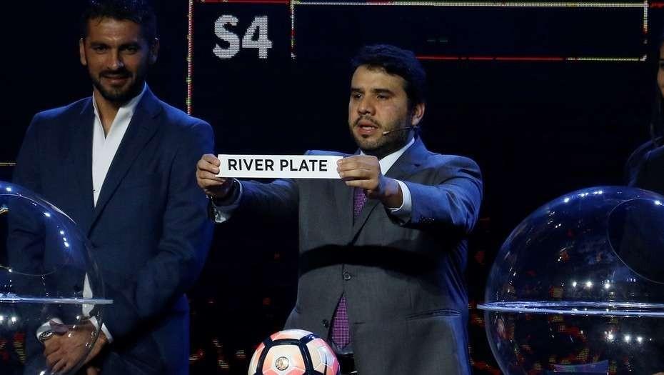 Se sorteó la fase de grupos de la Copa Libertadores 2021