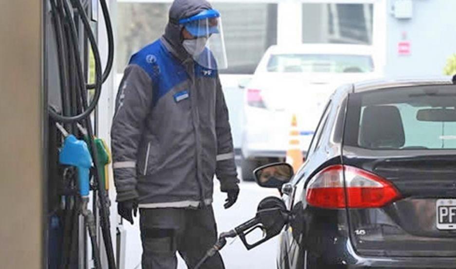 Suben otro 6% las naftas desde este sábado
