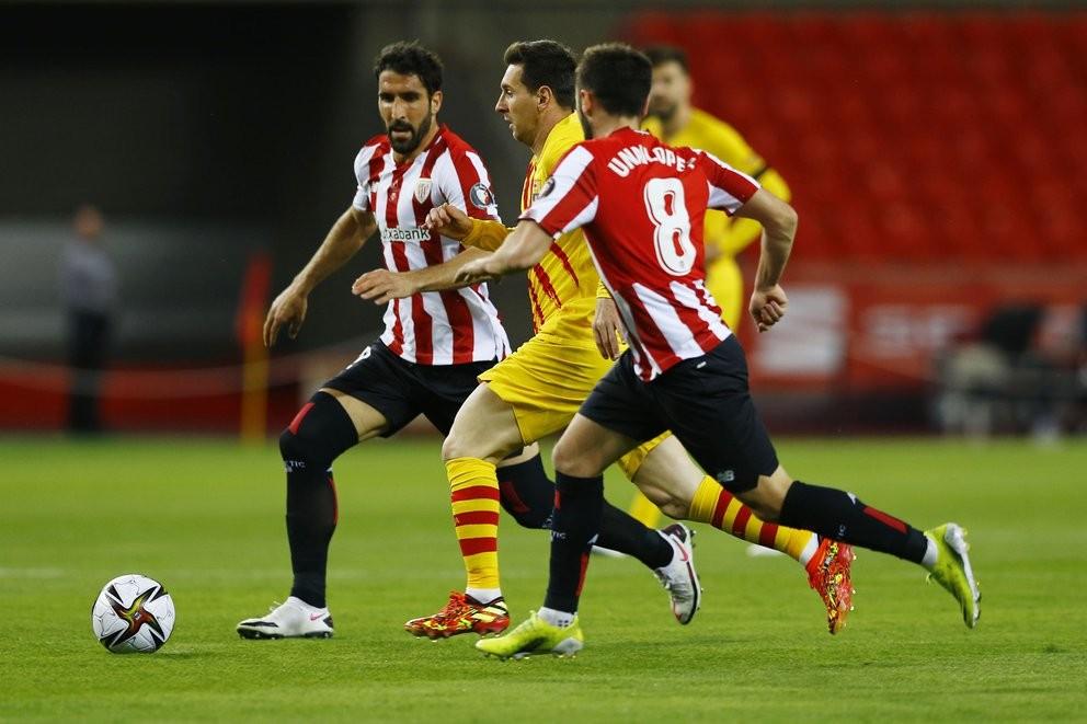 El Barcelona empata sin goles ante el Athletic de Bilbao