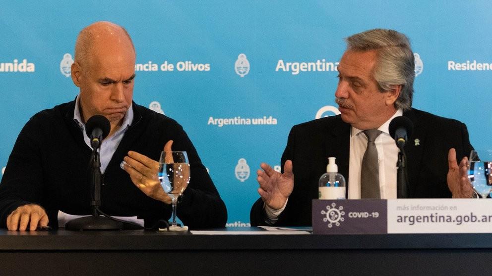 Alberto Fernández consideró 'una mentira' el fallo de la Cámara porteña y exigirá su anulación