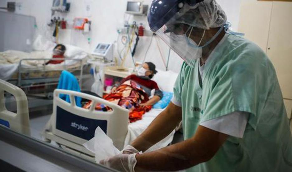 Argentina notificó 29.145 nuevos casos de coronavirus