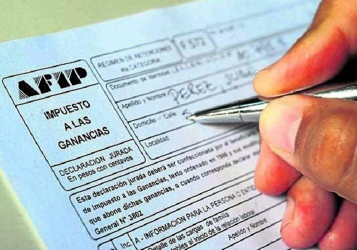 Oficializan los cambios al piso del impuesto a las Ganancias