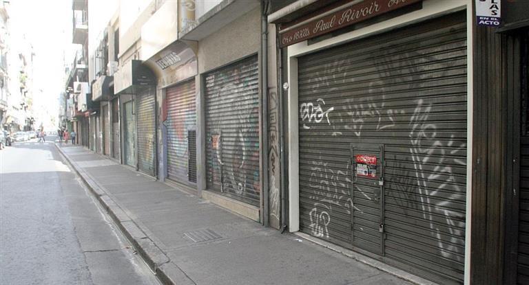 En Argentina el 27% de los emprendimientos tuvieron que cerrar