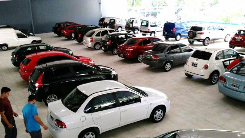 Se paralizó la venta de autos usados