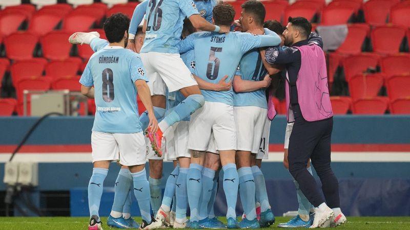 Manchester City se quedó con la primera semifinal por la Champions League