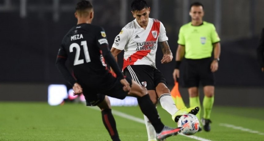 River  supero 3 a 2 a Colón