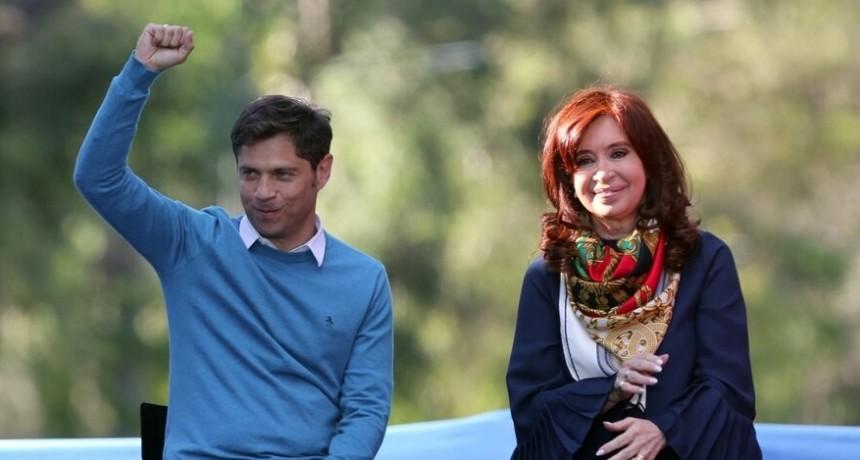 Cristina Kirchner y a Axel Kicillof sobreseìdos en la causa por el dólar futuro