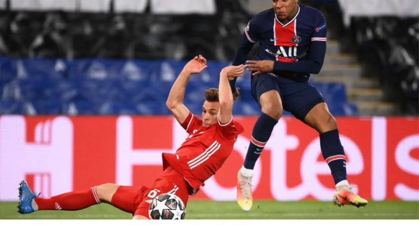París Saint Germain le ganò al Bayern Múnich