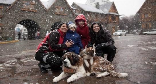Bariloche lanzó su temporada de invierno