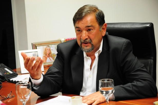 Miguel Isa participa del encuentro de Intendentes del País en Bariloche