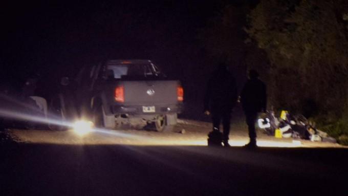 Finca Las Costas: Policías heridos tras protagonizar un siniestro vial