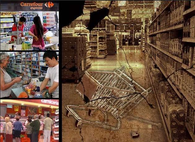 La crisis lleva al consumidor al retorno de los almacenes