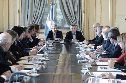 Fondos coparticipables: El Gobierno y las provincias firmaran el acuerdo