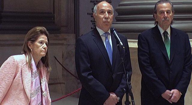 Lorenzetti se tiene que resolver el tema de Ganancias para jueces