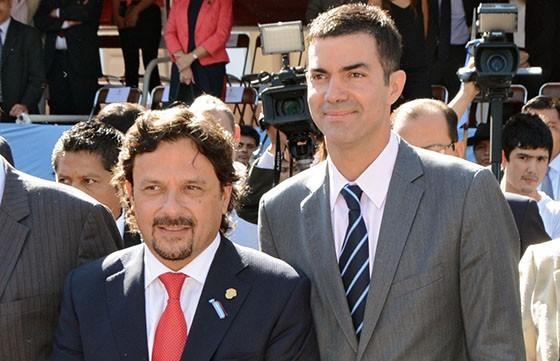 Urtubey firmará un convenio con el intendente Gustavo Sáenz