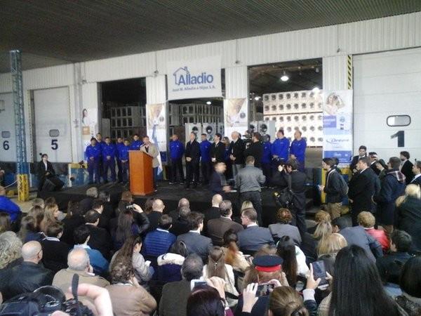 Còrdoba: Macri dijo que subir las tarifas era la única opción de sinceramiento de economìa