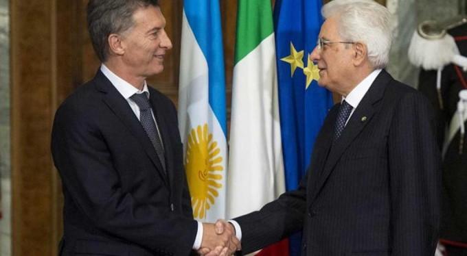 Macri firmará acuerdos de cooperación con Italia