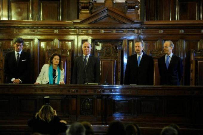 Denuncian por prevaricato a los jueces de la Corte que votaron por el 2x1
