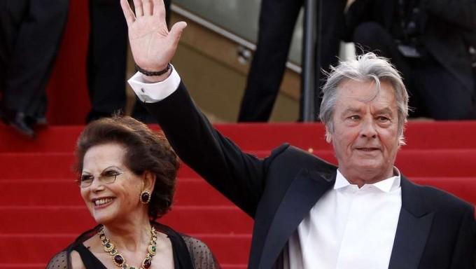 Alain Delon anunció que se retira
