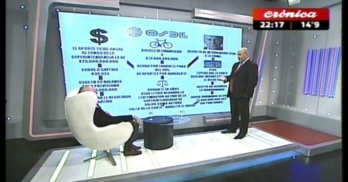 OSDE se guardó doce mil millones